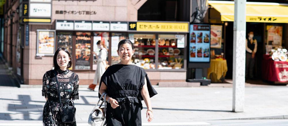 跟著知名作家吉本芭娜娜X平野紗季子,體驗都內美食路線巡禮