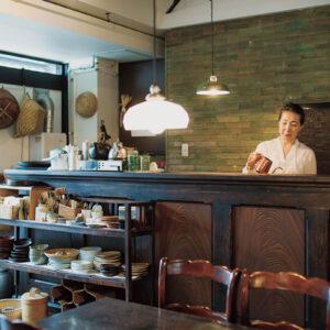 宛如置身於韓國時代劇電影中,70歲在京都實現開設茶館的夢想〈寺町 李青〉-Hanako Taiwan