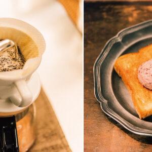 療癒系喫茶店!隱身在民生社區巷弄中的日式文化〈喫茶店 香〉-Hanako Taiwan