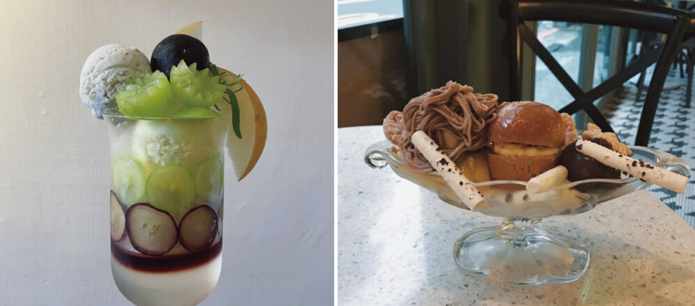 【Column】冬季的冰品大冒險,五間再冷也要嚐一口的冰淇淋聖代!-Hanako Taiwan