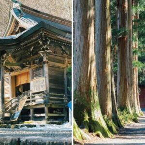 發現知名能量景點,走訪戶隱山的壯闊自然地景,遠離塵囂的秘境山林-Hanako Taiwan