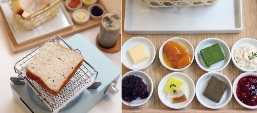 到京都享用高級吐司超滿足!能自助烘烤更可品味豐富口味變化-Hanako Taiwan
