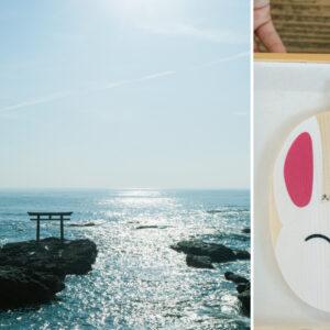 【茨城】北關東能量景點!驚豔絕景「大洗磯前神社」海上鳥居-Hanako Taiwan