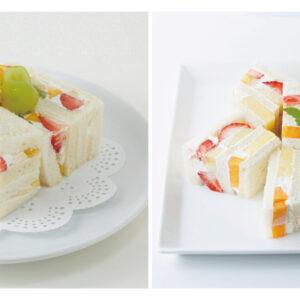 跟著編輯部前往甜點一級戰區!品嚐3款人氣水果專賣店的「水果三明治」-Hanako Taiwan