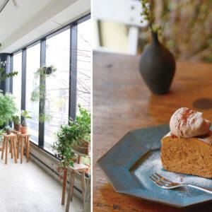 【吉祥寺】下次到日本旅行時一定要踩點!2間結合花藝複合式咖啡館-Hanako Taiwan
