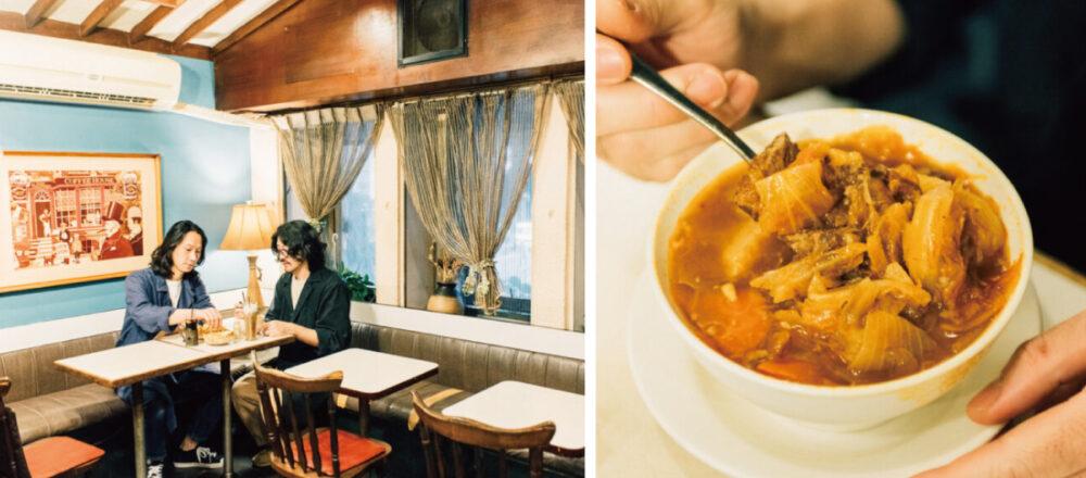 總是能在這裡度過愉快的懷舊時光,最不想讓人知道的台北老咖啡館口袋名單「上上咖啡」-Hanako Taiwan