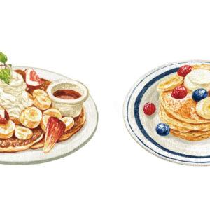 尋找東京極品鬆餅,4間人氣咖啡館一次收進口袋名單-Hanako Taiwan