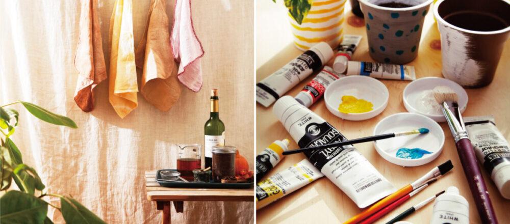 嘗試在家DIY的樂活時光,公開讓生活格調大升級的4種創意-Hanako Taiwan