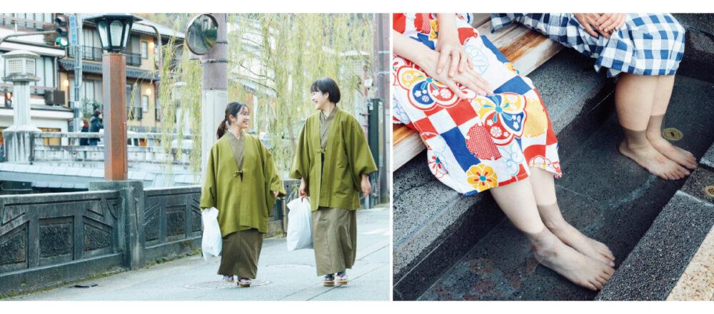 【城崎】入境隨俗!在城崎溫泉鄉學習浴衣正確的穿法-Hanako Taiwan