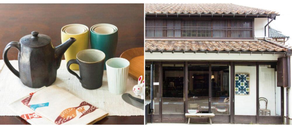 來鳥取就是要買民藝品啊!到工藝選物店「COCOROSTORE」挑選生活好物-Hanako Taiwan
