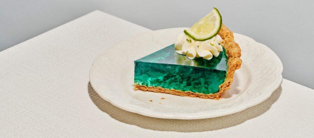 夢幻食譜大公開!利用冷凍派皮輕鬆製作碧藍海洋的「萊姆果凍派」-Hanako Taiwan