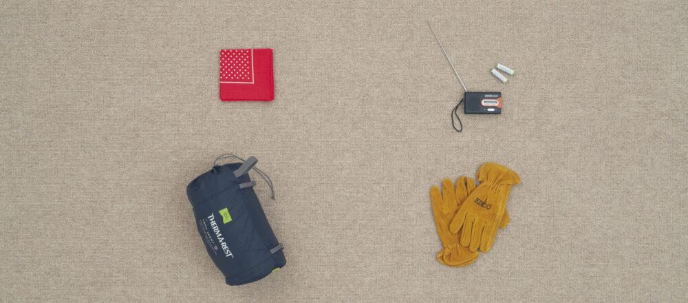 【防災小知識】緊急避難包內必備的4個防災品