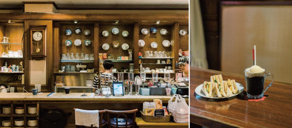 古典樂聲中的優雅咖啡時光,台中老派咖啡店「中非咖啡」-Hanako Taiwan