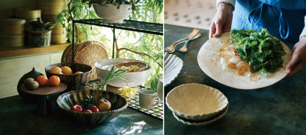 器皿達人的餐桌美學!跟著料理研究家冷水希三子挑選餐桌上器皿-Hanako Taiwan
