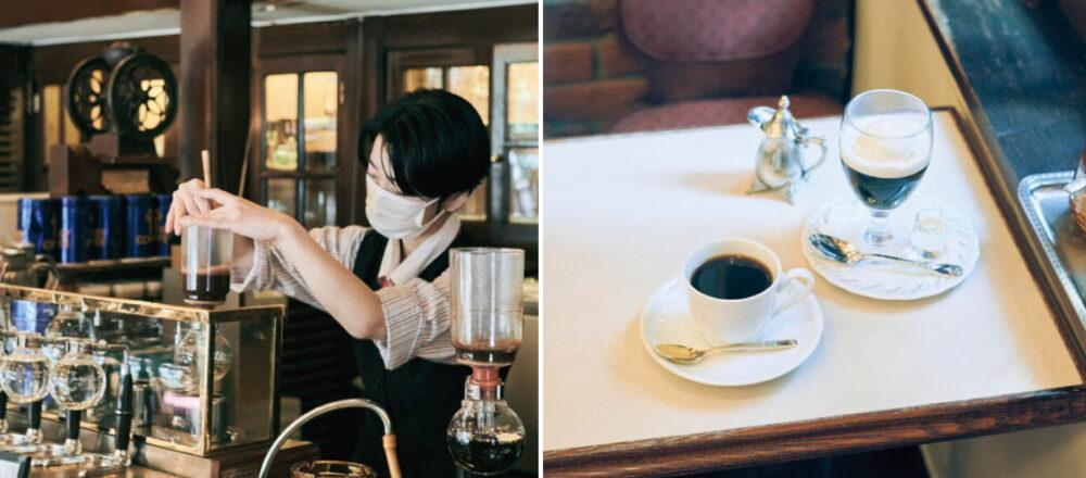 在銀座尋找有溫度的咖啡館!感受昭和風復古咖啡館的優雅情調-Hanako Taiwan