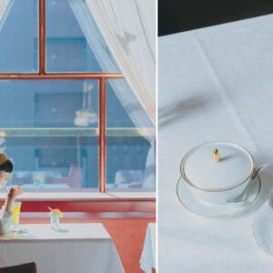 夢幻下午茶體驗!唯有「資生堂PARLOUR SALON DE CAFÉ銀座本店」,才能感受銀座獨有的時尚雍容-Hanako Taiwan
