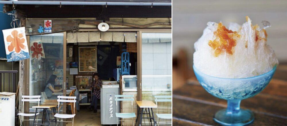 【東京】沁心涼的旅行計畫,搭乘電車逍遙遊東京,享用日本老字號傳統剉冰滋味!-Hanako Taiwan