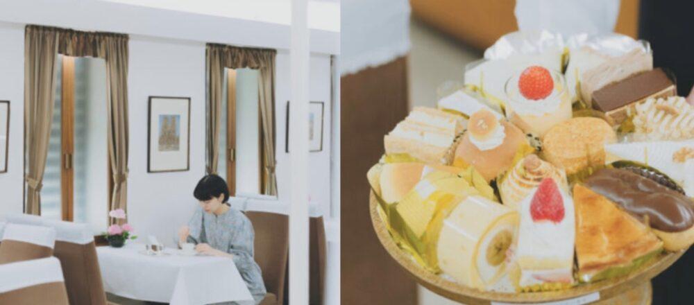 走進銀座洋菓子店的華麗蛋糕世界,感受「GINZA WEST本店」獨特的老店魅力-Hanako Taiwan