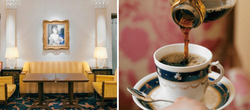 朝聖時尚銀座新提案,在藝術裝襯的典雅空間盡享下午茶盛宴!-Hanako Taiwan