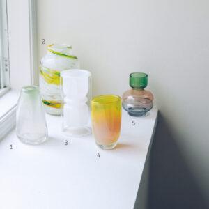 家庭菜園質感再升級,花器選用不可少!多種造型與色澤的花瓶能讓植栽更顯生氣勃勃-Hanako Taiwan