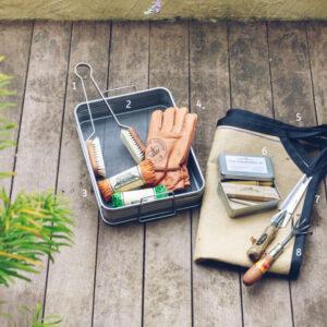 有了這些就妥當!將香草綠意帶進家中庭園之前,記得基本園藝工具要先準備好-Hanako Taiwan