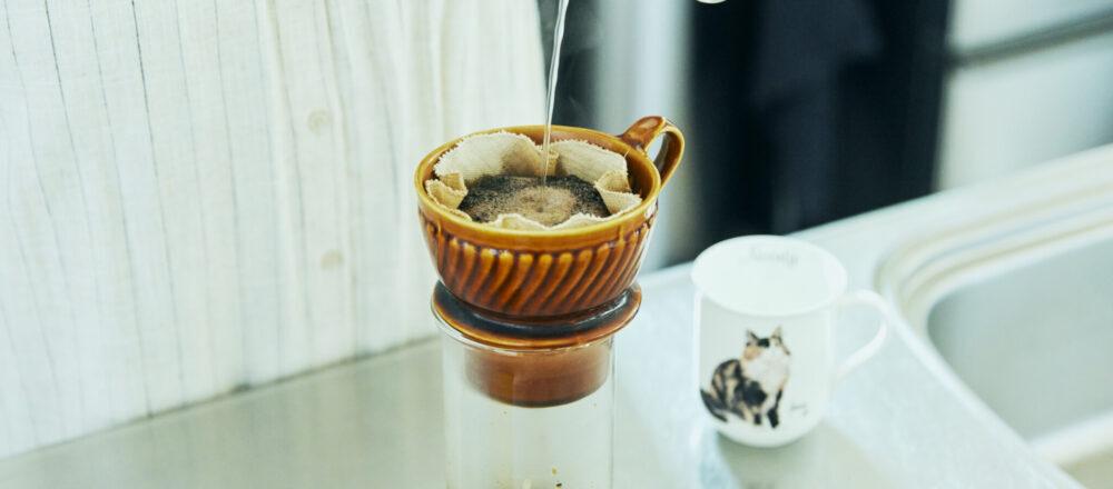 原來咖啡濾紙也能DIY!只需清洗即能重覆使用的「亞麻咖啡濾布」超便利,快跟浪費的習慣說bye bye-Hanako Taiwan