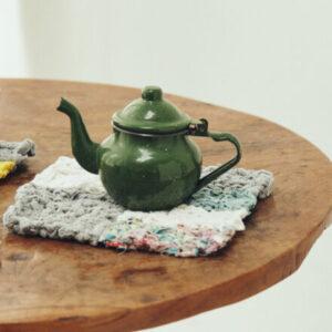 點燃手作魂!體驗物品再利用的DIY趣味,褪色T恤巧手變杯墊,完成超實用的生活創意-Hanako Taiwan
