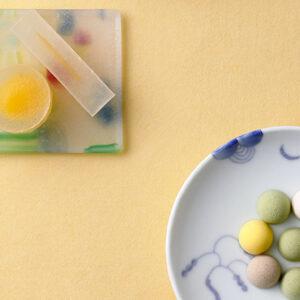 只有京都才能欣賞到的風景!京都職人×和菓子的精彩共演,飽覽甜食與器皿雙重藝術之美-Hanako Taiwan