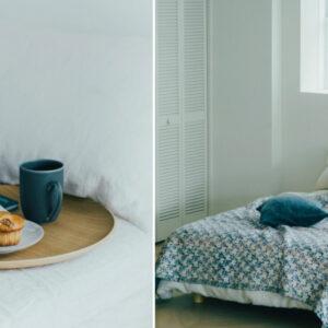 小坪數的救星!改變臥室氛圍讓質感再提升,打造理想房間的5個生活提案-Hanako Taiwan