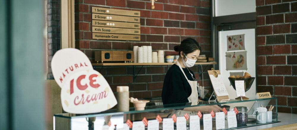 將剩餘的蔬菜做成冰淇淋!「青果mikoto屋」開設實體店,發揮再利用的不浪費態度,不僅販售小農蔬果也兼賣可口冰品-Hanako Taiwan