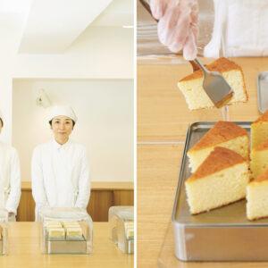 時尚品牌YAECA跨界甜點領域,以極簡風格在東京打造「SAVEUR」,夢幻奶油糕點讓人感受全新領略-Hanako Taiwan