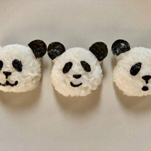 宅在家的療癒系提案——「熊貓飯糰」,依心情捏一個今日的表情包!-Hanako Taiwan