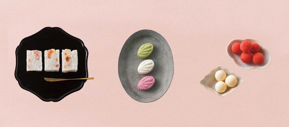 是甜點更是藝術!精選8款精緻和菓子,進行一場關於和風甜食的絕品體驗-Hanako Taiwan
