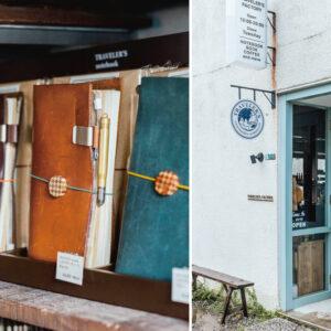 文具控一定要來朝聖!就是迷戀手寫的溫度,在東京文具店挖寶雜貨,還能客製化專屬筆記本-Hanako Taiwan