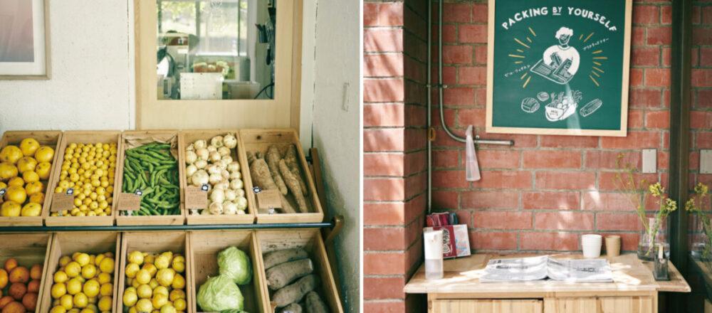 建構農家與消費者的連結,「青果mikoto屋」不遺餘力推銷日本各地農家蔬果,親近在地食材特色-Hanako Taiwan