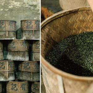 炭火慢焙的迷人茶香撲鼻而來,走訪大稻埕百年茶行「有記茶行」感受焙籠間的新世界-Hanako Taiwan