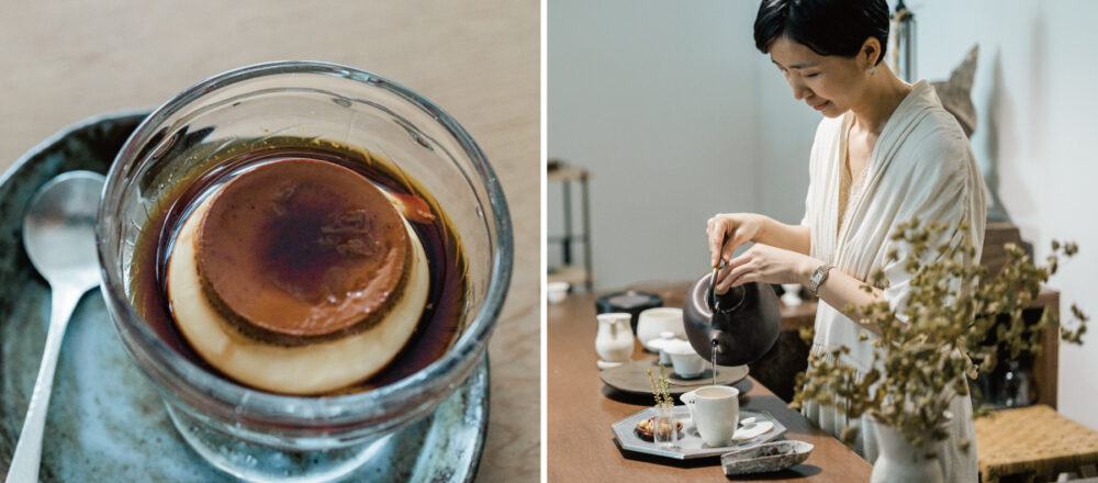 來一杯好茶!瀰漫著溫潤典雅的靜謐感,簡約又不失溫度的現代茶館「清山寶珠」-Hanako Taiwan