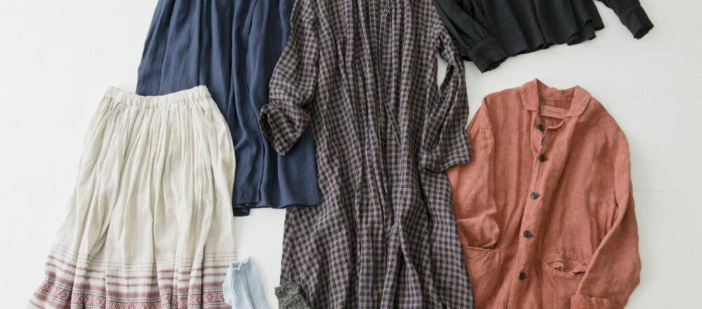 懂得巧搭亞麻服飾,讓流行感再升級!優雅又時尚的有型品味,跨季穿搭將不再受限-Hanako Taiwan