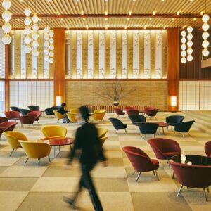 再次被日本情懷征服!源起昭和的日式老字號飯店「The Okura Tokyo」重新出發,以沉穩和式匠風與貼心服務,接待貴賓光臨-Hanako Taiwan