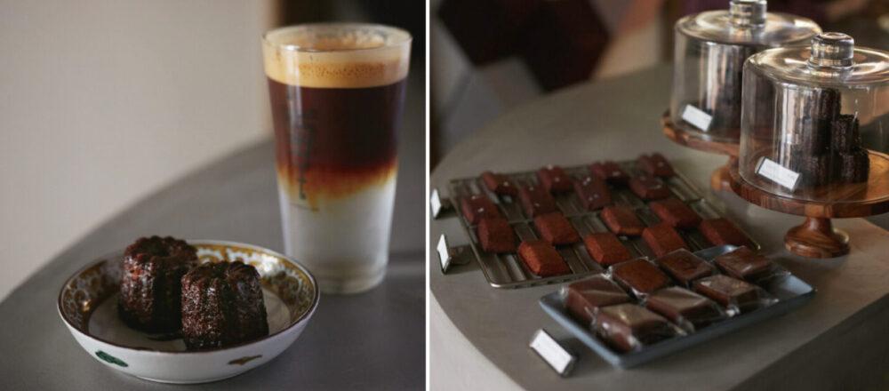 可麗露竟然添加蔬菜!拜訪米其林星級大廚新開店,在質樸咖啡館「BGM COFFEE&VIBES」享用咖啡之時,也不能錯過兼具永續態度的特色甜點-Hanako Taiwan
