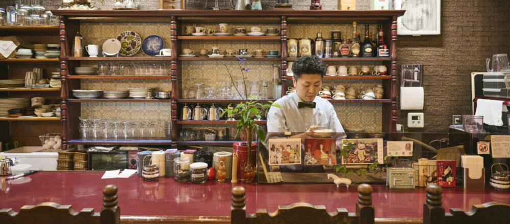 腦海依然留存著關於京都喫茶店的美好印象,2間復古咖啡館再次新生復出,延續動人氛圍與人情景致-Hanako Taiwan