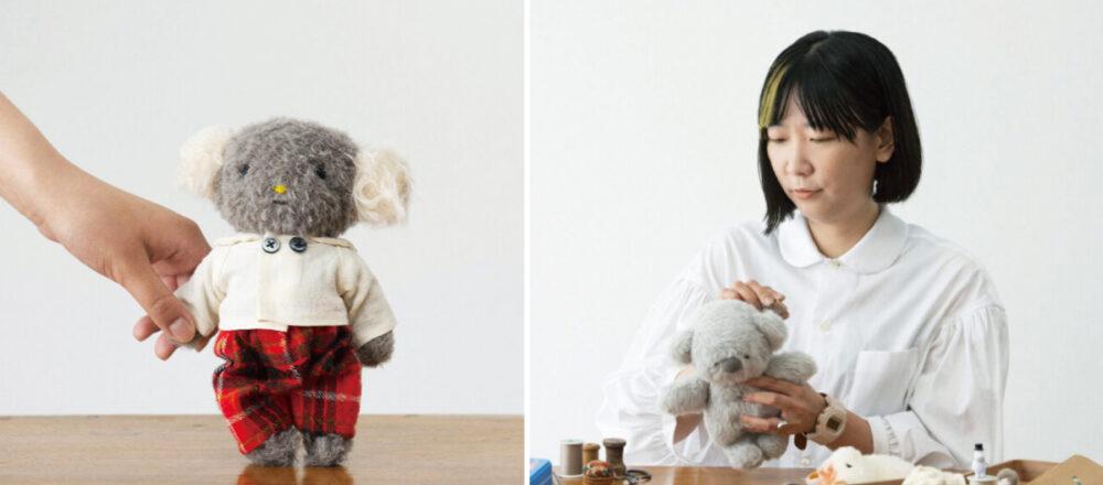 不想當社畜,斜槓人生就從現在開始!聆聽玩偶裁縫師SOBORO尋覓10年,終於找到自己細膩手作才華的故事-Hanako Taiwan