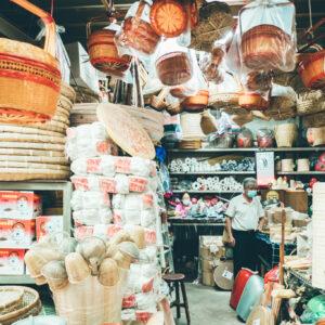 【Column】走入舊城區,探索新竹巷弄間的竹編風華:百年農具店竹茂行-Hanako Taiwan